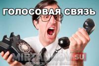 Про голосовую связь Новости