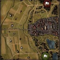 карта линия зигфрида, мир танков линия зигфрида, тактика мир танков,