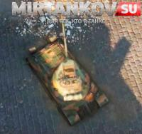 Полезный прием на ИС-3 - танкование жопой и бортом Танки