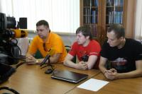 Встреча игроков World of Tanks с разработчиками в Твери Новости