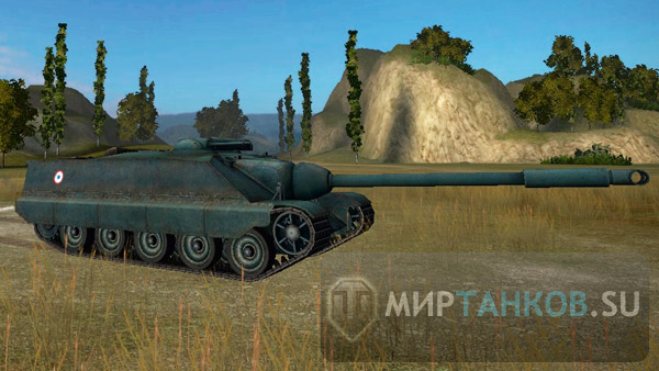 AMX 50 Foch (155) world of tanks wot