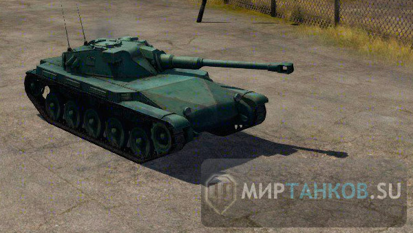 ELC AMX мир танков world of tanks