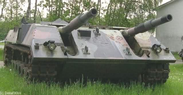 DoppelrohrKasemattpanzer пт world of tanks