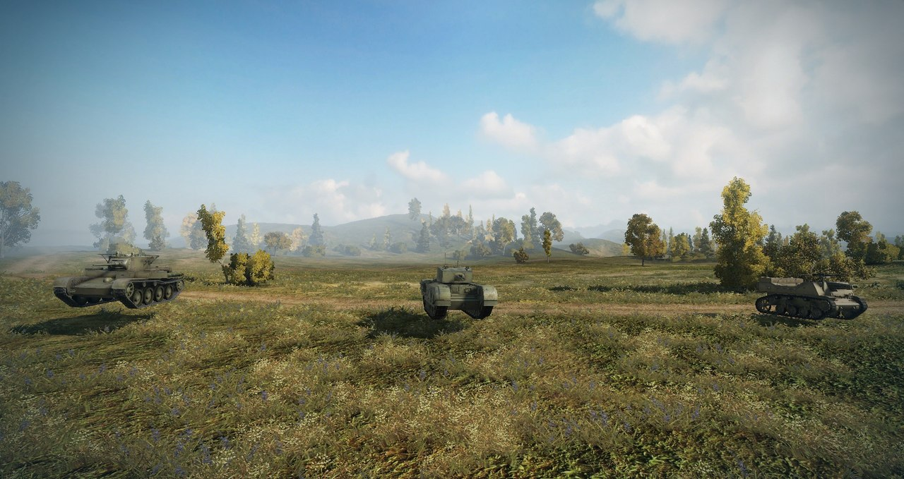 летающие танки world of tanks 0.9.0