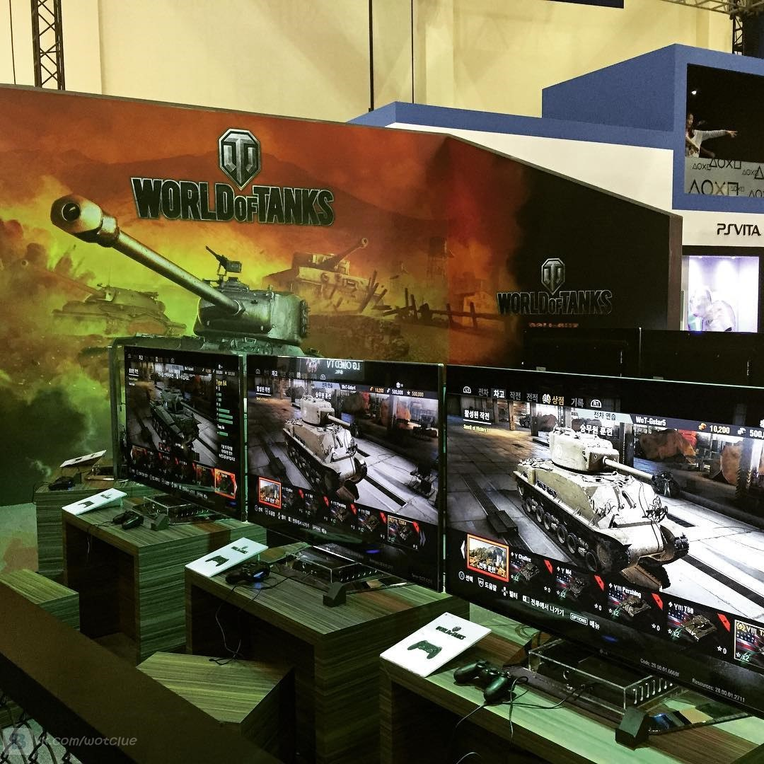 ps4 world of tanks