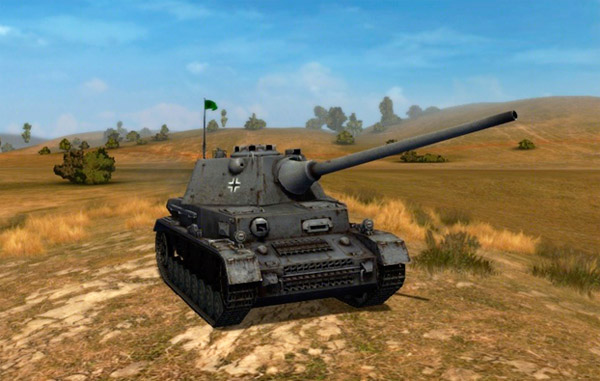 PzKpfw IV world of tanks мир танков