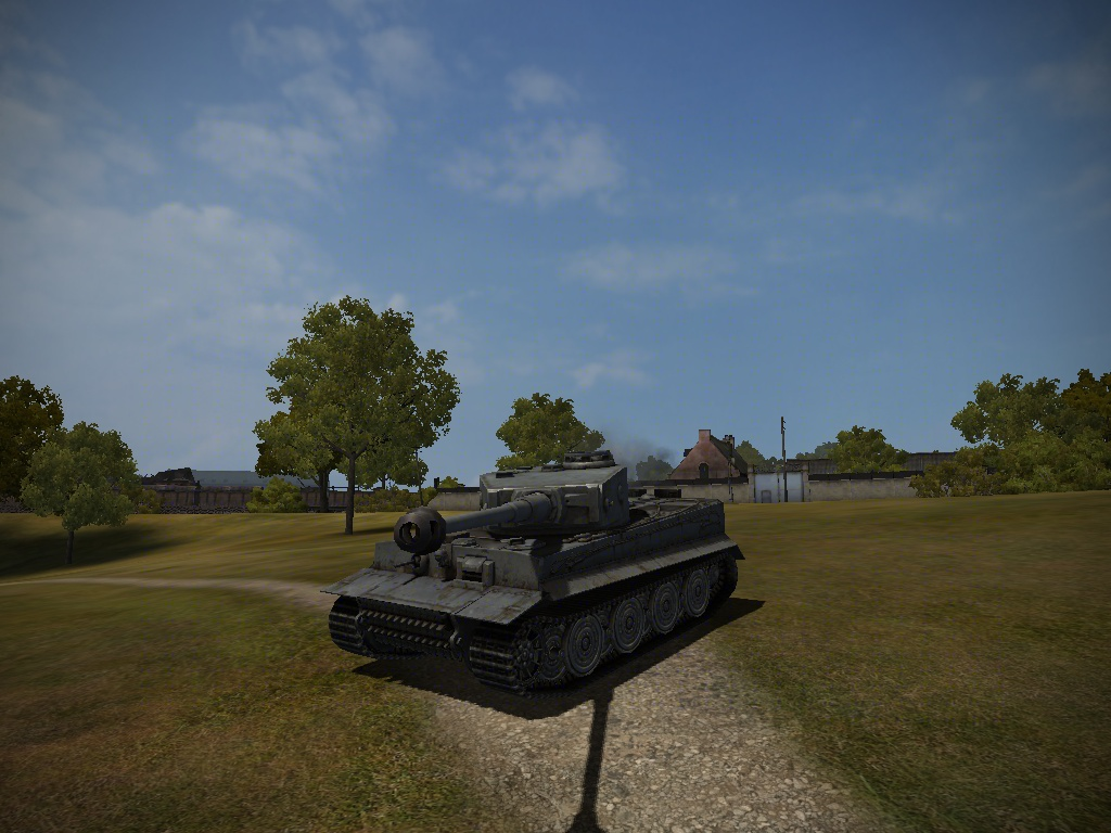 tiger wot world of tanks