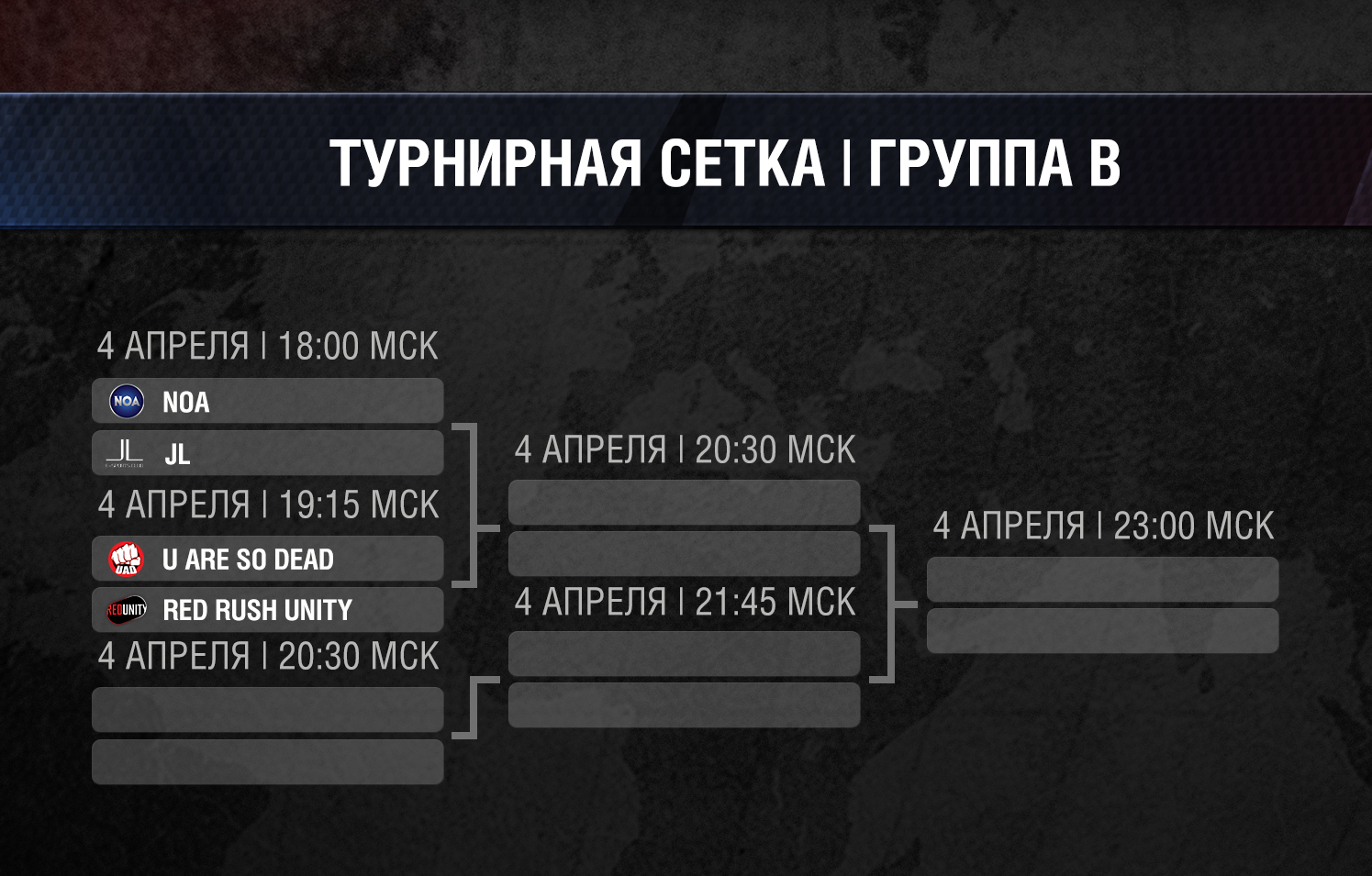 wargaming.net league grand finals группа B Б