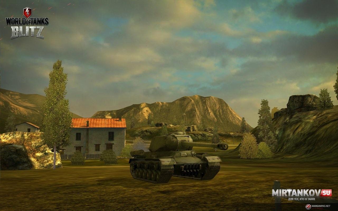 Мобильные танки - WoT Blitz