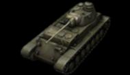 Превью среднего советского танка 7 уровня А-44