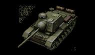 Обзор премиумной ПТ-САУ СУ-85И
