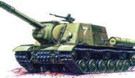 """Ису-152. """"Зверобой"""""""