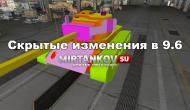 Скрытые изменения в 9.6 Новости