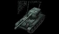 Обзор Французского легкого танка AMX 13 90.