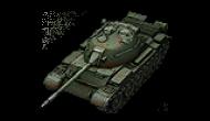 Обзор китайского легкого премиумного танка 6 уровня Type 62.