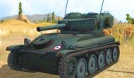 Обзор легкого французского танка AMX 12t