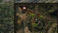 Направление орудий врагов на миникарте для World of Tanks 0.9.2 Миникарты
