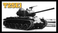 T25E1 - новый средний танк Америки в World of Tanks Видео