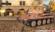 Немецкие танки в обновлении 0.8.5