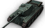 Обзор премиумного французского танка FCM 50 t.