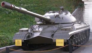 ИС-8: обзор танка.