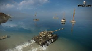 Обзор новых американских танков альтернативной ветки Т54Е1