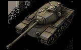 Обзор американского тяжелого танка 10 уровня T110E5