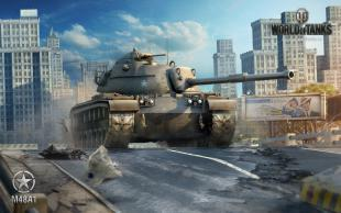 M48A1 Patton III - Незаслуженно гонимый