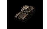 Превью танка T1E6.