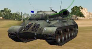 Пробитие ИС-3