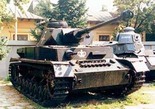 Panzerkampfwagen IV PzKpfw IV world of tanks