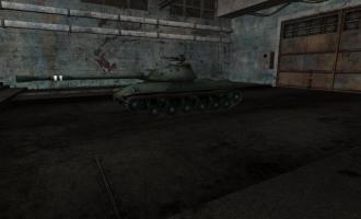 Отметки топовых орудий танков Шкурки с зонами пробития