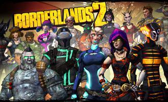 Озвучка из игры Borderlands 2 для World of Tanks Озвучка