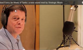 Английская озвучка Steel Foxes от Strategic Music для WoT Озвучка