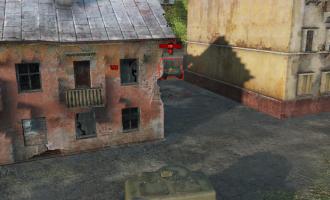 Мод Атас, сигнализирующий о присутствии противника рядом для WoT Интерфейс
