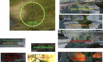 GameOver Notify - показ результата боя для WoT Разные моды