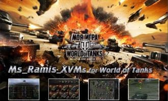 Конфиг XVM от Ms_RamiS XVM