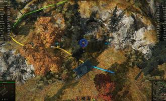 Киберспортивные подсадки - мод Навигатор для WoT Разные моды