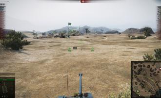 Прицел Колобок для World of Tanks Прицелы