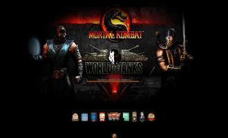 Загрузочные экраны из Mortal kombat для WoT 0.8.11 Загрузочные экраны