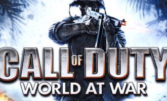 Озвучка экипажа из Call of Duty: World at War для WoT Озвучка
