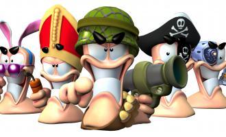 Озвучка экипажа танка из Worms Озвучка