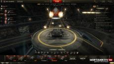 Ангар от Aces (Тузов) для World of Tanks Ангары