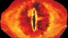 Шестое чувство Око Саурона со звуком Лампочки 6 чувства