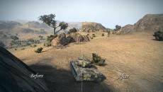 Максимальная дальность видимости и убирание дымки для World of Tanks FPS и оптимизация