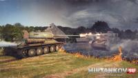 Что такое серверный прицел World of Tanks Вопросы и ответы
