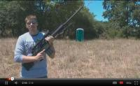 Снайперская винтовка AR-15