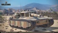 WoT Xbox - T28 Concept и M56 Scorpion в продаже Новости
