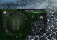 Зеленая панель повреждений для World of Tanks 0.9.7 Панель повреждений