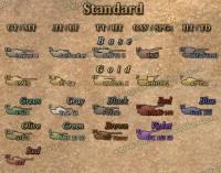 Цветные иконки для WoT Иконки танков